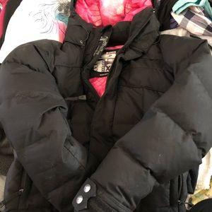 Oakley xs girls winter coat